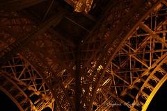 gold construction (liusik-art) Tags: paris france gold construction