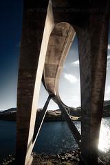 SkuBru (SkyeBaggie) Tags: kylesku sutherland scotland bridge canon