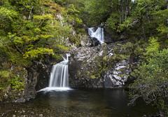 Eas Chia-aig Falls (Geordie1970) Tags: easchiaaigfalls doublefalls clunes waterfall highlands scottishlandscape scottishhighlands scotlandscountryside