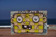 Sponge Bob Meth (Ctuna8162) Tags: playa beach antofagasta grafitti painters art