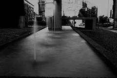 (Jimmy Olsen Junior) Tags: bnw blackandwhite blancoynegro longexposuredaytime largaexposicin silkeffect fountain efectoseda water agua fuente spain espaa salamanca longexposure largaexposicindiurna