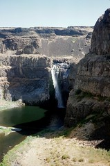 (roaming catalina) Tags: washington palouse falls waterfall eastern geology