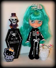 BaD Oct 28 - Skeletons & Skulls