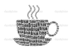 time break text on coffee graphic and arrangement concept (HelmaQuilt) Tags: aromatic art background banner black break brown button cafe cafeteria caffeine clip coffee cup drink emblem enjoy espresso fragrant graphics grunge hot house icon image imprint information insignia isolated label mug pictogram picture placard rest restaurant round seal sign signboard site stamp star symbol time web white