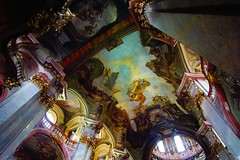 SAN NICOLS. (NIKONIANO) Tags: sannicols prague praga praha sannicholas iglesiasdepraga arquitecturareligiosa