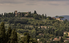On the Hills above Florence (benson.ruth30) Tags: florence italy europe city landscapes outdoors nikon d750