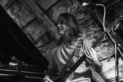 The Bonnets (Merrill_Sampson_Fotography) Tags: art is bread rock roll live music bass drum guitar blackandwhite black white