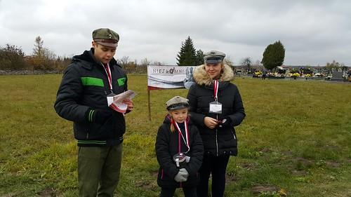 1.11.2016 kwesta na ekshumację i identyfikace Żołnierzy Wyklętych