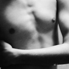Hsitation (B Crations) Tags: malebeauty masculin artdigital bodystudy malebodystudy monochrome noiretblanc