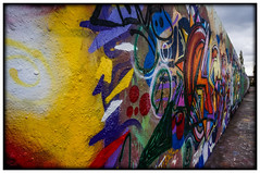 Berliner Mauer - Berlin Wall - Mauerpark II (Thomas.J.P) Tags: berlin ddr mauer osten mauerpark sony nex3n wall berlinermauer berlinwall