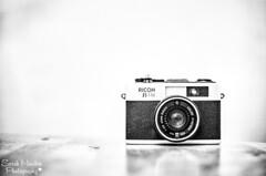 22nd November - Negative space (sminchin1977) Tags: negativespace vintagecamera camera novemberphotoadaychallenge fmspad