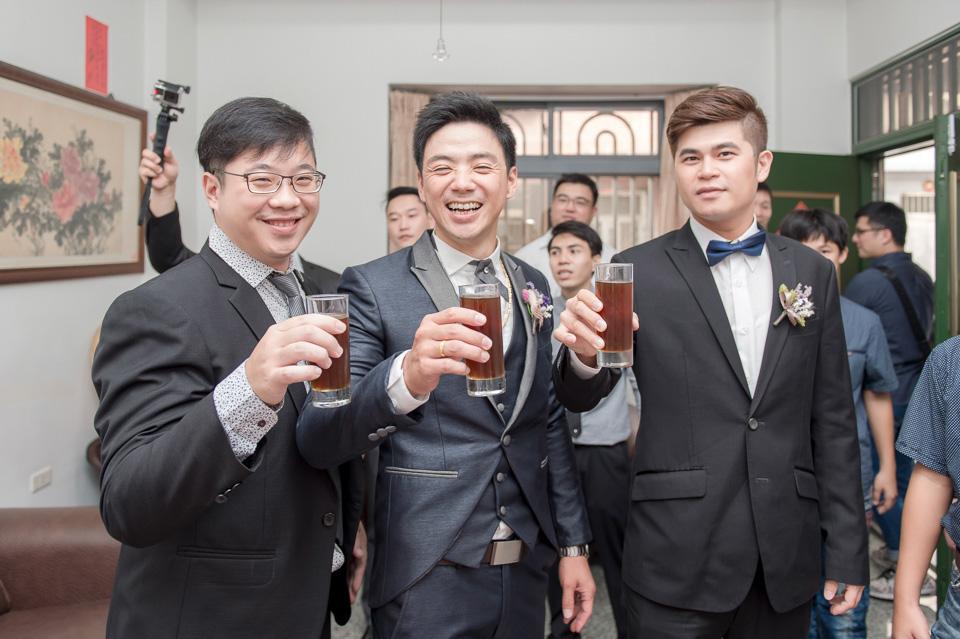 台南婚攝 婚禮紀錄 情定婚宴城堡 C & M 030