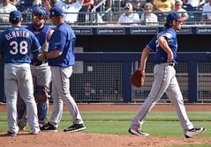 NickTepesch walks off (jkstrapme 2) Tags: baseball jock jockstrap cup bulge crotch