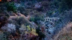 Mineral King Bridge (Calpastor) Tags: mineral king mountain bridge river rapids water fall travel sequoia park hills explore