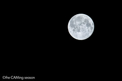 Super Moon (marras93) Tags: luna moon supermoon 70300 d5300 manual short tripod napoli torre del greco high sharpness nitidezza black white bn bv