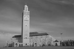 Hassan II Mosque (ranok) Tags: casablanca morocco mosque hassan ii