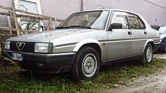 Alfa Romeo 90 (vwcorrado89) Tags: alfa romeo 90 inizione berlina