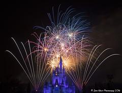 Fireworks Friday (jbwolffiv) Tags: fireworks fireworksfriday hallowishes wishes magickingdom cinderellacastle disney disneyworld disneywdw d7200 wdw wolff waltdisneyworld johnwolff nikon