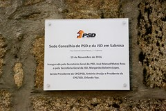 José Matos Rosa em Sabrosa