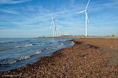 Lackawanna Wind Farm (gregador) Tags: lackawanna windfarm lakeerie bethlehemsteelbrownfield