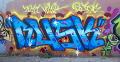RUSK (Rodosaw) Tags: documentation of culture chicago graffiti photography street art subculture lurrkgod h20 rusk