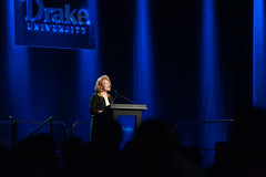 """Becoming Wise"" (Drake University) Tags: drake university becoming wise krista tippett bucksbaumlecture bucksbaum 2016 interfaith fair american journalist talk show host on being podcast"