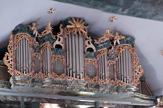 The Organ of the Nikolaikirche, Altengamme, Germany (Philinflash) Tags: 2016 church churchinteriors europe germany organ orgel otherkeywords places altengamme