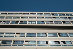 Study - I (photosam) Tags: amsterdam noordholland netherlands fujifilm xe1 fujifilmx prime raw lightroom xf18mm12r xf18mmf2r architecture modernist wideangle summer