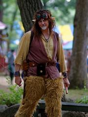 Satyr (Princess Myriad) Tags: summer festival wisconsin portraits bristol costume nikon cosplay saturday august fantasy acting actor faire performer renaissance roleplay 2015 d610