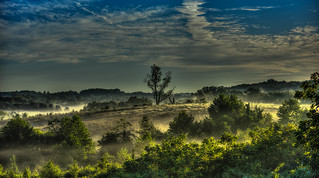Mt. Pleasant In Morning Light