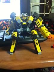 EXO-31 Bastion (Jawi_Molina) Tags: lego mecha mech hardsuit