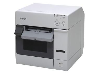 エプソン TM-C3400の写真