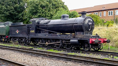 Great Central Railway 8K Class 2-8-0 No. 63601 (Alan K. Photography) Tags: railways greatcentralrailway gcr steamlocomotives uksteam