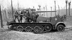 "Sd.Kfz 8 - ""Bunkerknacker"" • <a style=""font-size:0.8em;"" href=""http://www.flickr.com/photos/81723459@N04/21449494402/"" target=""_blank"">View on Flickr</a>"