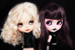 Rosie and Nina