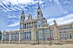 Catedral de la Almudena. Madrid (3).- (ancama_99(toni)) Tags: madrid espaa architecture spain arquitectura nikon cathedral almudena catedral 18105 10favs 10faves 25favs 25faves d7000