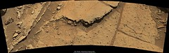 Mars: 'Close to Big Sky' - Science Target (PaulH51) Tags: mars rocks mosaic science nasa bigsky geology exploration discovery jpl caltech msl lewisandclarktrail planetmars planetaryscience marssciencelaboratory malinspacesciencesystems msice curiosityrover galecrater rightmastcamera sol1115