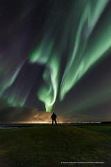I'm the King of the night time world. (Kjartan Guðmundur) Tags: nightphotography landscape iceland nightscape ngc nocturne ísland northernlights auroraborealis norðurljós kjartanguðmundur