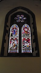 Saint Michael & All Saints 010 (byronv2) Tags: building history church window architecture edinburgh religion stainedglass kirk tollcross doorsopenday broughamstreet edimbourg saintmichaelandallsaints doorsopenday2015 rrowandanderson