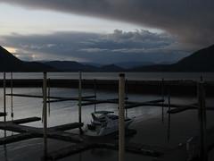 Night walk (jamica1) Tags: canada evening pier bc arm dusk salmon columbia british shuswap