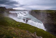Gulfoss (fabrizioboni00) Tags: panorama landscape waterfall iceland north gulfoss nord cascate cascata islanda