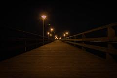 Meine Serie Urlaub...Der Weg..... (jrgweckerle) Tags: lightpainting holz usedom nachtaufnahme langzeitbelichtung seebrcke weitwinkel ahlbeck lichtspielerei canon450d canon70d lichtzieher canon1028
