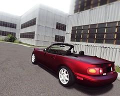 Mazda MX-5 (Sim Racing Georgia) Tags: mazda mx5 racer