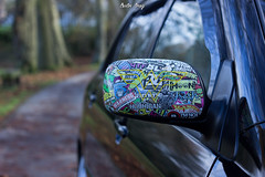 Dan's Corolla (CarterBray) Tags: car club japanese newport toyota modified corolla jap jdm modi tsport stickerbomb newportjdm