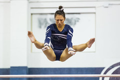 Penn State Women Gymnastic mock meet (Tap5140) Tags: college sports lowlight pennstate gymnastics statecollege ncaa indoorsports