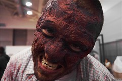 Welcome Hell, Boy (Vawen) Tags: portrait rome roma halloween make up dead costume cosplay zombie hell apocalypse makeup photograph cosplayer zombies ritratto serie fiera zombiewalk romic twd romics thewalkingdead zombiecosplay