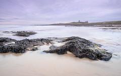Embleton Beach (loftylion9) Tags: storm sunrise gales northumberland bamburgh holyisland lindisfarne stmarys blyth amble stmaryslighthouse dunstanburghcastle embleton coquetisland blythbeach lowhauxley bambirghcastle