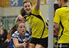 BW_Dalto_151219_86_DSC_7312 (RV_61, pics are all rights reserved) Tags: amsterdam korfbal blauwwit dalto korfballeague robvisser rvpics blauwwithal