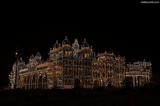 The Palace at Night