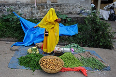 Colours - Kamshet, India (Maciej Dakowicz) Tags: street india vegetables colours market streetphotography maharashtra kamshet